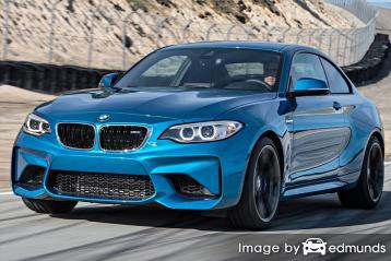 Insurance quote for BMW M2 in Milwaukee