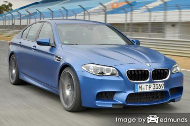 Insurance for BMW M5