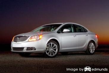 Insurance quote for Buick Verano in Milwaukee