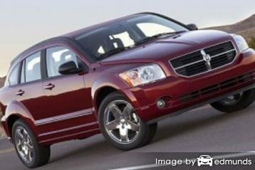Insurance rates Dodge Caliber in Milwaukee
