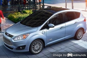 Insurance rates Ford C-Max Energi in Milwaukee