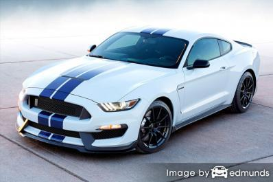 Insurance quote for Ford Shelby GT350 in Milwaukee