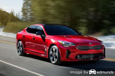 Discount Kia Stinger insurance