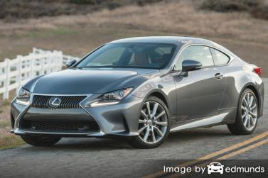 Lexus Of Milwaukee >> Cheap Quotes For Lexus Rc 300 Insurance In Milwaukee Wi