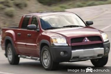 Discount Mitsubishi Raider insurance