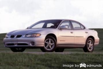 Insurance quote for Pontiac Grand Prix in Milwaukee