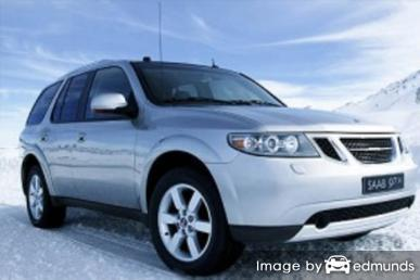 Insurance quote for Saab 9-7X in Milwaukee