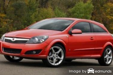 Insurance quote for Saturn Astra in Milwaukee