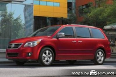 Insurance quote for Volkswagen Routan in Milwaukee