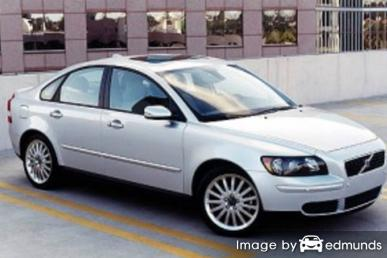 Insurance quote for Volvo S40 in Milwaukee